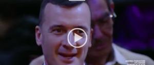 """La telecamera svela il tifo di Rocco per Di Maio: """"Bravo, bravo, cazz…"""" (video)"""