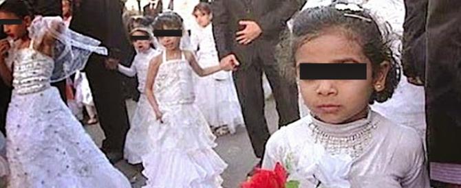La piaga delle spose bambine dilaga nelle nostre città: l'allarme dei magistrati