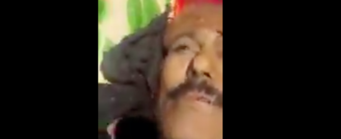 Come Gheddafi: trucidato Saleh, ex presidente dello Yemen (video)