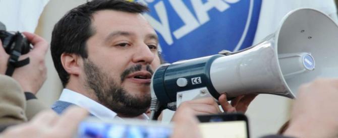 Salvini contro lo ius soli spiazza tutti: gli immigrati regolari? Per me sono italiani