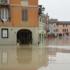 Maltempo in Emilia Romagna: allagata la Reggia di Colorno. Dieci evacuati (video)