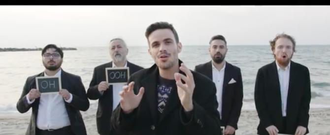 """Sanremo 2018, """"Il congiuntivo"""" di Lorenzo Baglioni seduce il web (video)"""