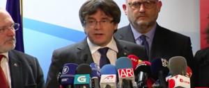 Puigdemont passerà il Natale a Bruxelles, poi deciderà se tornare