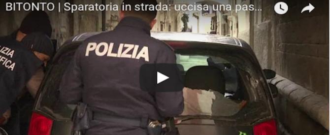Bitonto, un'altra sparatoria a mezz'ora dalla prima: dal comune stop alle feste di piazza (VIDEO)