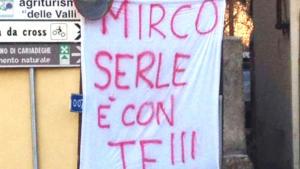 Solidarietà a Serle per Mirco Franzoni