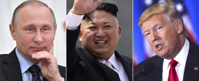 Il voto per le nuove risoluzioni Onu contro Pyongyang rafforza l'asse Usa-Russia