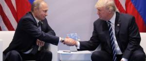 Russia, sventato attentato grazie a segnalazione Cia. Putin ringrazia Trump