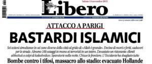 """""""Bastardi islamici"""": Belpietro assolto per il titolo sulla strage di Parigi"""