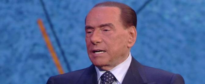 Berlusconi: «La sinistra ha fallito, il M5S è ancora peggio. Ora tocca a noi»
