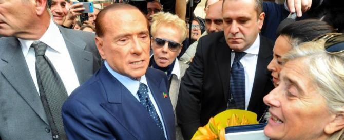 Macerata, Berlusconi: «La mancanza di sicurezza alimenta scontri sociali»