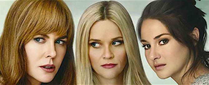 "Golden Globe, vola Sky con le serie ""Young Pope"" e ""Big Little Lies"""
