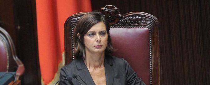 La Boldrini attacca Salvini e Fontana: «Sono razzisti, gli italiani non se li meritano…»