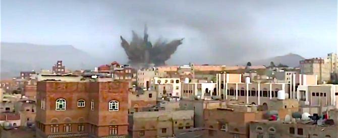 Il NYT in crisi lancia la bufala delle bombe italiane che uccidono i bambini