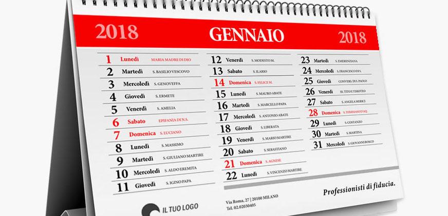 Calendario Con Giorni Festivi.Calendario Dei Giorni Festivi 2018 Pochi Ponti Ma Lunghi