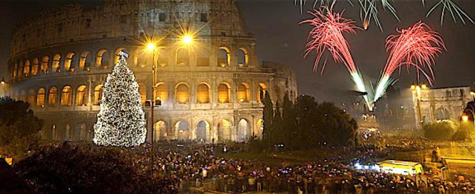 Capodanno superblindato a Roma: si temono attentati dei terroristi islamici