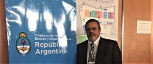 Importante missione in Argentina del segretario dell'Ugl Francesco Capone