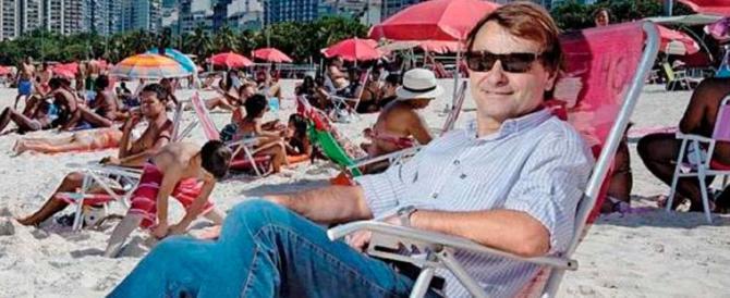 Giustizia lumaca per Cesare Battisti, per ora avrà solo il braccialetto elettronico