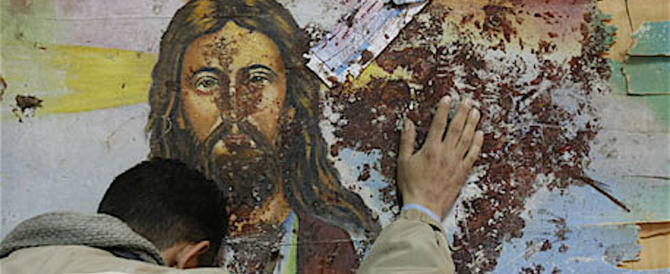 Doppia strage degli islamici contro i cristiani in Egitto: almeno dodici morti