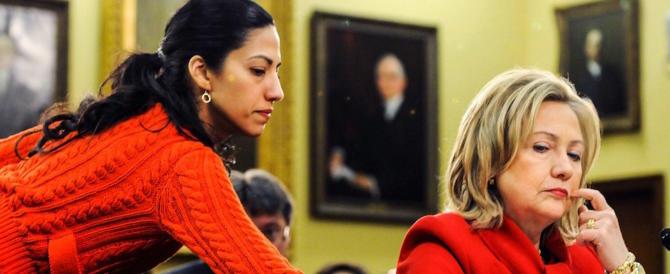 """Mail segrete, così la """"fedelissima"""" assistente inguaiò la Clinton"""