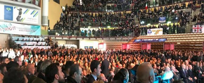 Congresso di Fratelli d'Italia: giornata conclusiva (segui la diretta streaming)