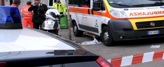 Sassari, coppia travolta e uccisa da un furgone alla fermata del bus