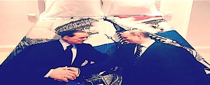 Berlusconi-Putin, storia di un'amicizia inossidabile. E di un copripiumino