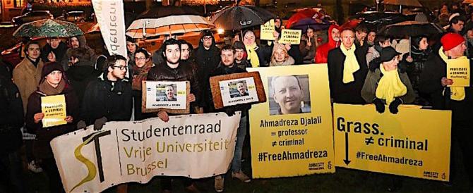 Consegnò informazioni al Mossad: a morte il medico iraniano Djalali