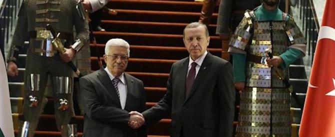 Altro che Trump, è Erdogan il vero incendiario del Medio Oriente