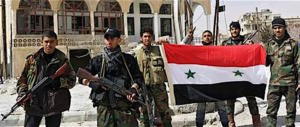 Siria, l'esercito di Assad soffoca un colpo di coda dei terroristi islamici