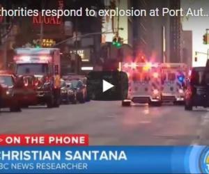 Esplosione a New York, l'uomo fermato è l'attentatore. E' lui l'unico ferito (I Video)