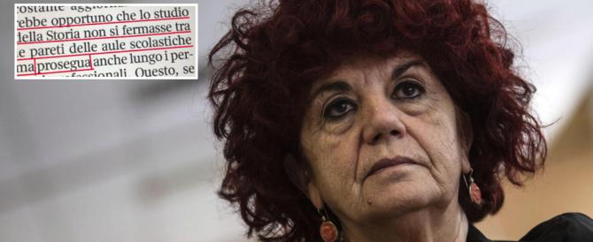 """Congiuntivo sbagliato dal ministro Fedeli, il """"portavoce"""" si prende la colpa…"""