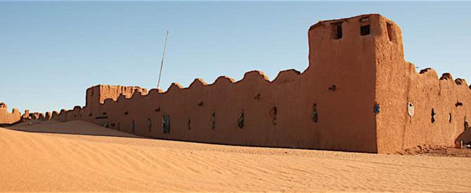 """Parte """"Deserto rosso"""", la missione italiana in Niger: ma che faremo?"""