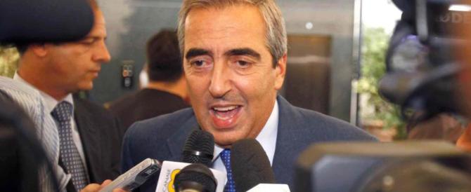 Gasparri: «Il complotto del 2011 contro il Cav? Noti i mandanti e gli esecutori»