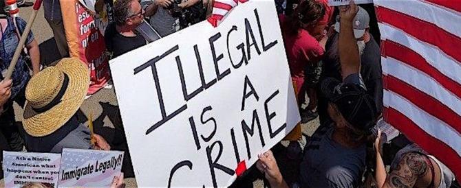 Trump: riformare l'immigrazione in Usa, basta con la lotteria dei visti