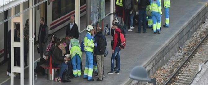 Incidente ferroviario alle porte di Madrid: 45 feriti (video)