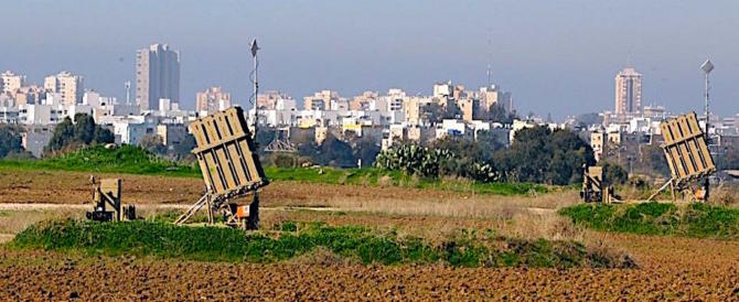 Altri missili sui civili di Israele. E l'Onu ovviamente si schiera contro Trump