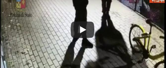 Ladri di biciclette a Milano: preso il serbo Rom che terrorizzava i ragazzini (video)