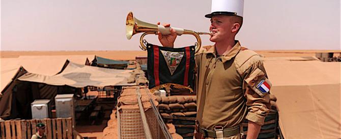 I nostri soldati nell'inferno di Madama, avamposto della Legione Straniera