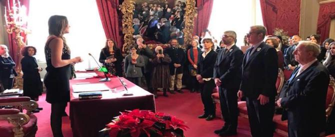 Boschi celebra un'unione gay e commenta: ho provato un brivido di emozione