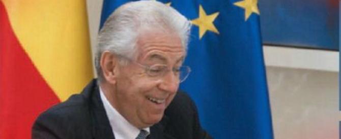 La faccia tosta di Monti. Nega il golpe contro Berlusconi: «Ero io il più bravo»