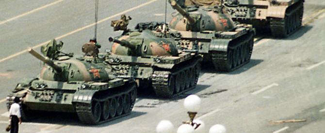 """Un cablo rivela: """"A Piazza Tienanmen furono massacrate 10mila persone"""""""