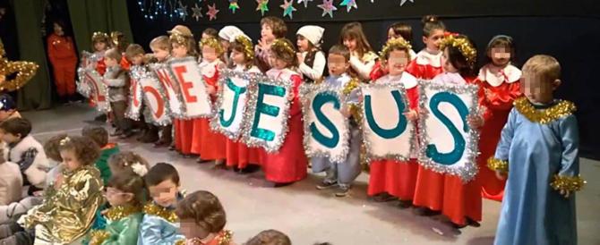 Natale, recite scolastiche senza papà e mamma per non turbare sensibilità