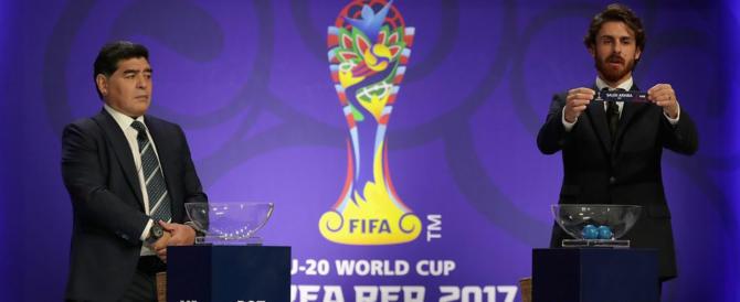 Mondiali, triste sorteggio: ci siamo persi Italia-Germania. Ecco i gironi