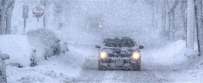 Maltempo, il colpo di coda di Burian: ancora neve su tutto il Nord