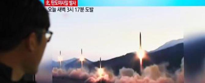 «Abbiamo visto il missile di Kim»: la testimonianza di un equipaggio