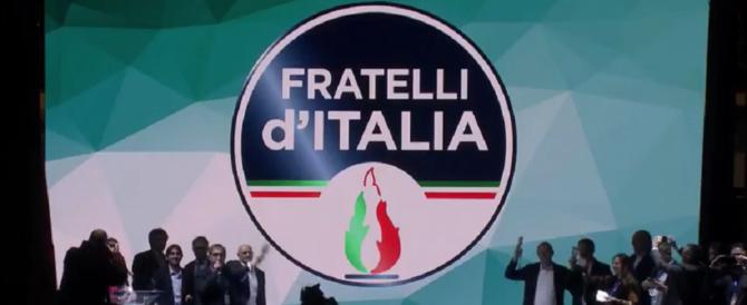 Fratelli d'Italia cambia il simbolo: conservata solo la fiamma tricolore