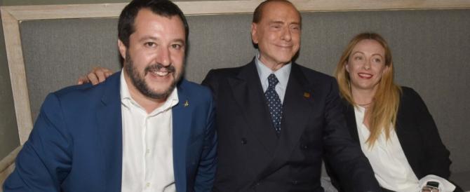 Pace fatta tra Berlusconi e Salvini: al lavoro verso la vittoria
