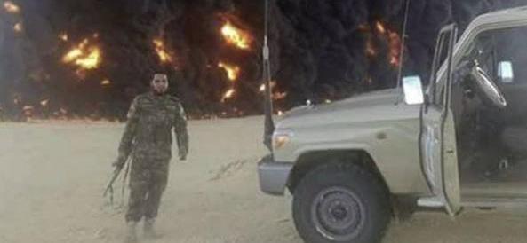Attacco a oleodotto libico: si impenna il prezzo del petrolio