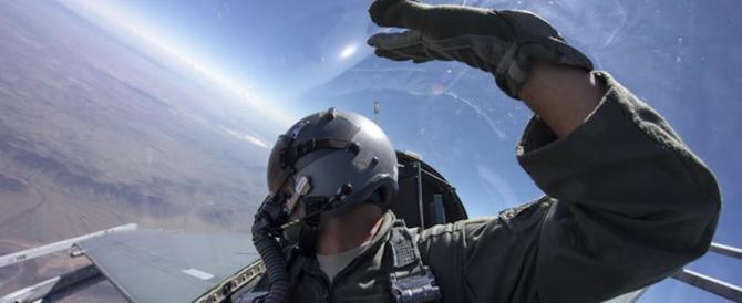 """Pilota militare Usa rivela: """"Ho avvistato un Ufo e non era terrestre"""""""