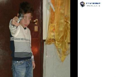 """Un ragazzo """"normale"""" con lo stile del bullo, ecco il 15enne fermato per Arturo"""